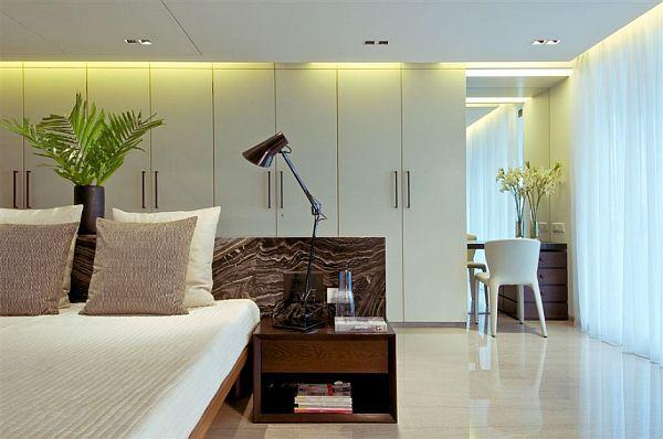 Mumbai Luxury And Contemporary Penthouse By Rajiv Saini