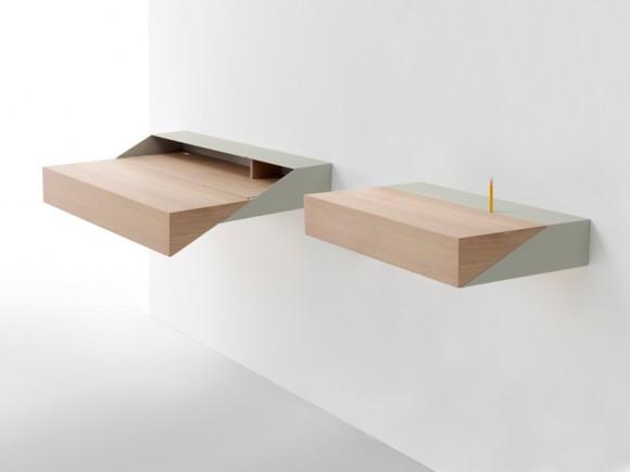 DeskboxSmall Wall Mounted Deskcabinet