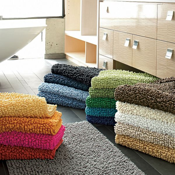 company cotton chunky bath rug