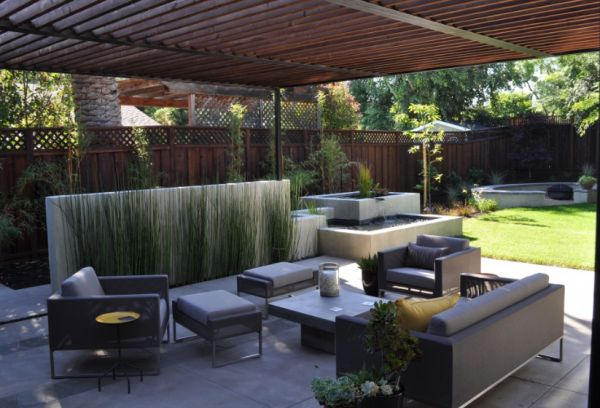 It's All About The Modern Patio on Modern Back Patio id=19305