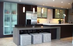 Custom Contemporary Kitchen Island That Will Make You Go Crazy