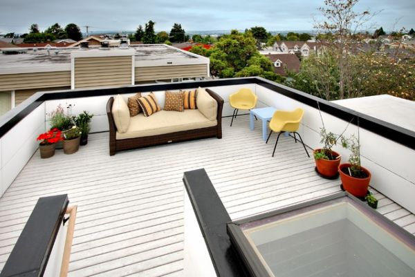 5 beautiful roof patios on Roof For Patio Ideas id=92918