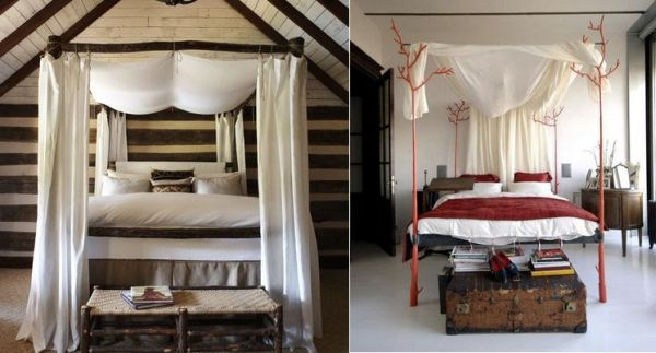 Decorating A Romantic Canopy Bed Ideas Amp Inspiration