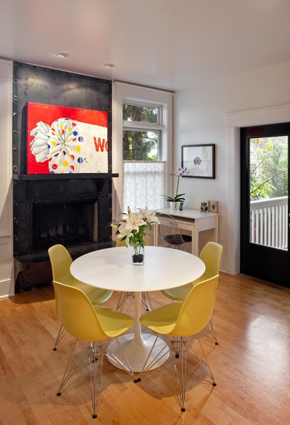 10 Beautiful Interior Designs Featuring The Eames Molded
