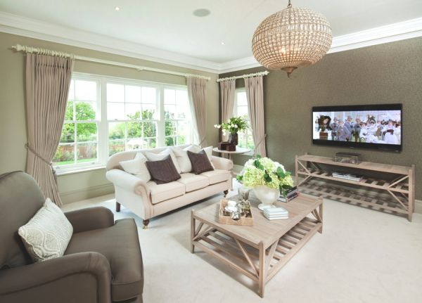An Impressive Exclusive Country Home In Berkshire England