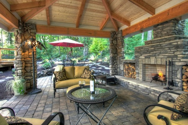 Creating the Ideal Entertaining Outdoor Home this Autumn on Garden Entertainment Area Ideas id=13933