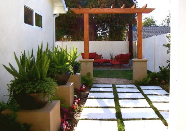 Modern pathway design ideas to increase the value of your home on Side Patio Ideas id=65812