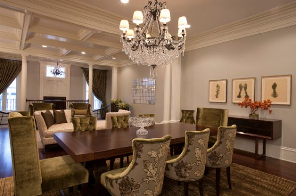 Stylish Dining Room Dcor Ideas For A Memorable Dining