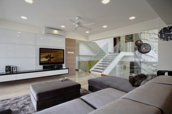 125 Living Room Design Ideas Focusing On Styles And