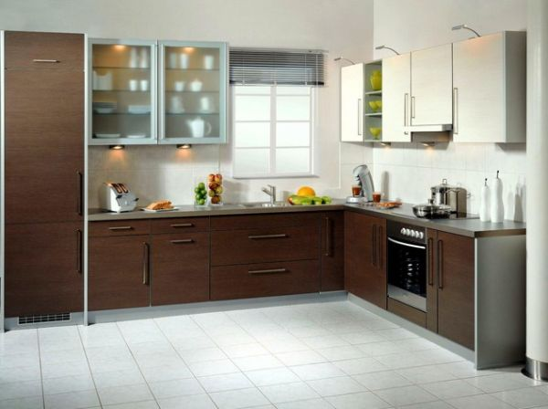 L Shaped Kitchen Gallery