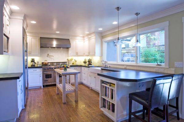 10 X 10 L Shaped Kitchens