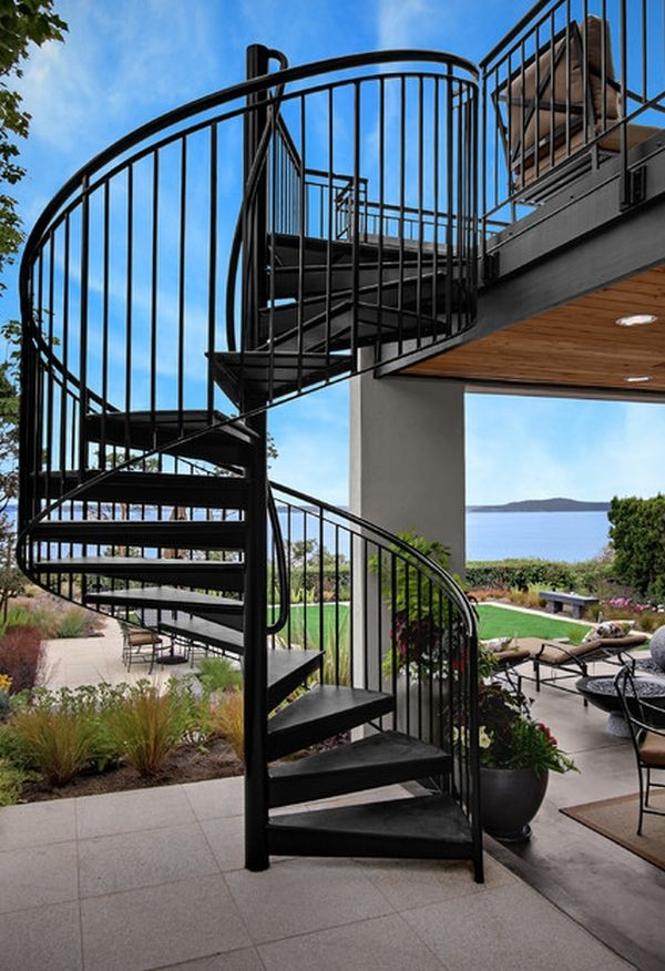 What You Need To Know About Spiral Staircases | Metal Spiral Staircase Cost | Iron | Deck | Stainless Steel | Stair Parts | Staircase Kits
