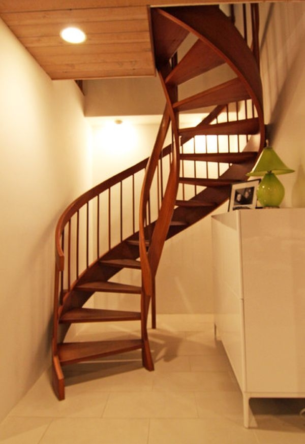 What You Need To Know About Spiral Staircases | Installing A Spiral Staircase | 10 Foot | Glass | Drawing | Interior | Staircase 2