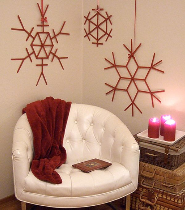 Christmas Wall Decorations 1000 Ideas About On Pinterest Bottle Designs
