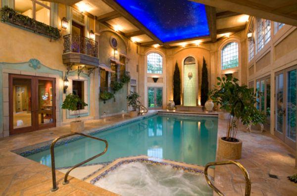 Beautiful, Stunning Indoor Pools