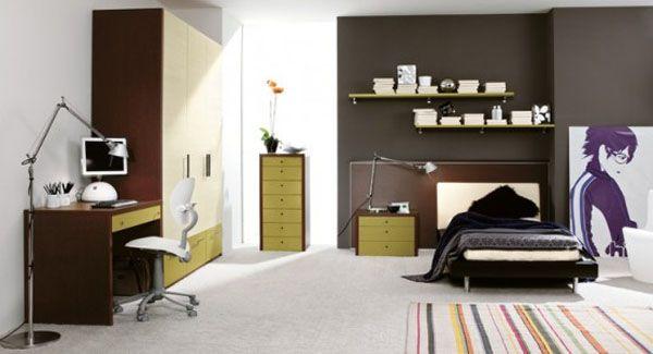 40 Teenage Boys Room Designs We Love on Cool Bedroom Ideas For Teenage Guys  id=76070