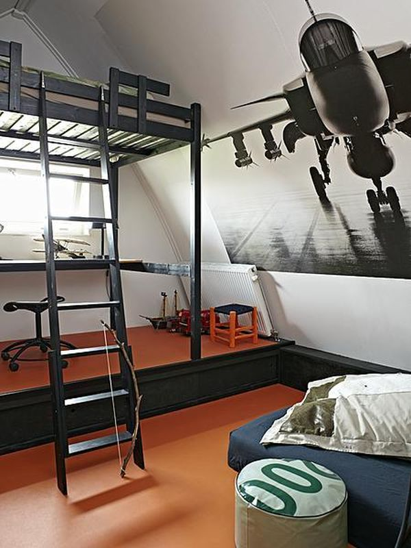 40 Teenage Boys Room Designs We Love on Cool Bedroom Ideas For Teenage Guys  id=27294