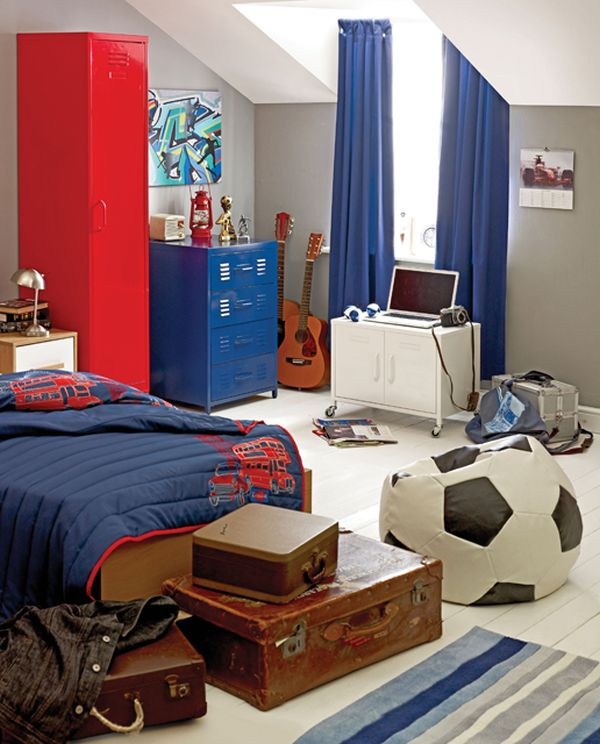 40 Teenage Boys Room Designs We Love on Teenage Boy Room  id=92528