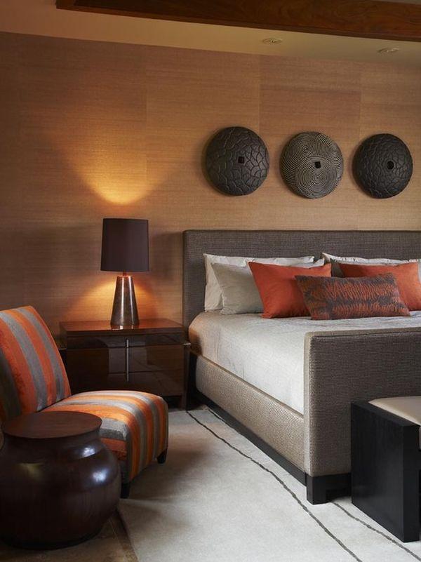 Stylish Bedroom Wall Art Design Ideas For An Eye Catching Look on Bedroom Wall Decor  id=88167
