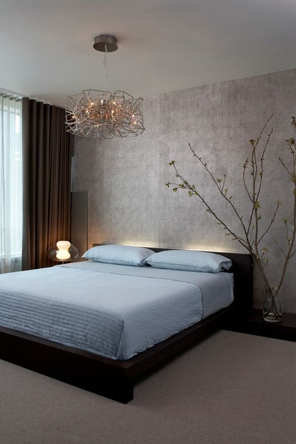 decorating a silver bedroom ideas