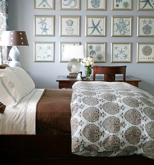 Stylish Bedroom Wall Art Design Ideas For An Eye Catching Look on Bedroom Wall Decor  id=85505
