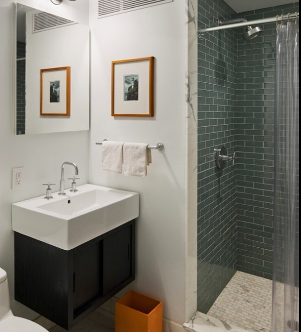 Green Ways To Use Less Water In Your Small Home on Modern Small Bathroom  id=46322