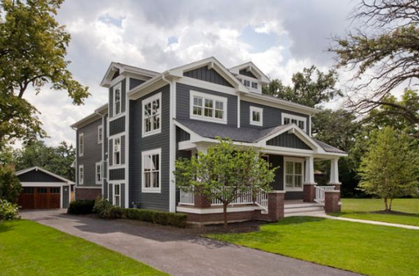 How To Use Gray With Your Homes Exterior