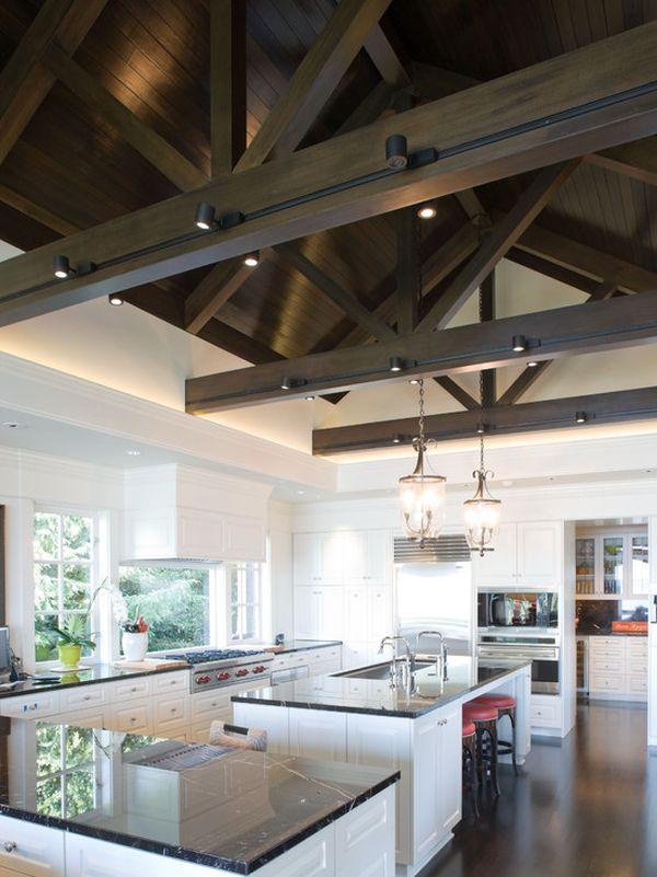 how to use track lighting for your home