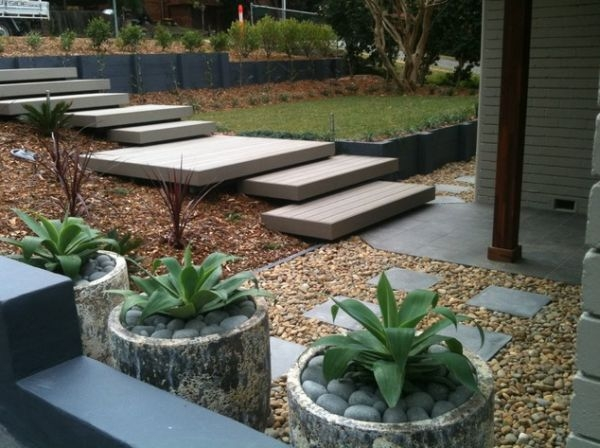 How To Design Exterior Stairs   Floating Concrete Steps Designs   House   Sidewalk   Front Door   Stair Railing   Backyard