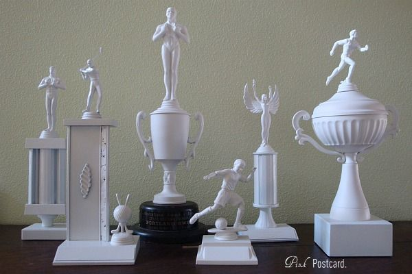 Cool Ways To Upcycle Trophies