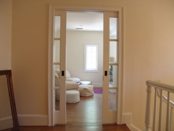 Pocket Doors Space Saving Alternatives With An