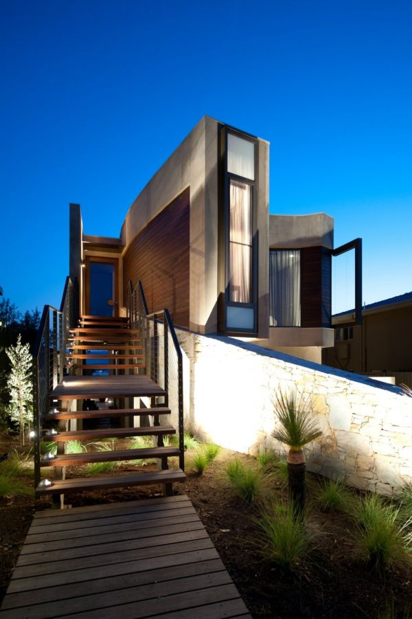 The Modern Architecture And Unusual Shape Of The Hill House on Modern:szae7Exnfpq= Amazing Houses  id=29659