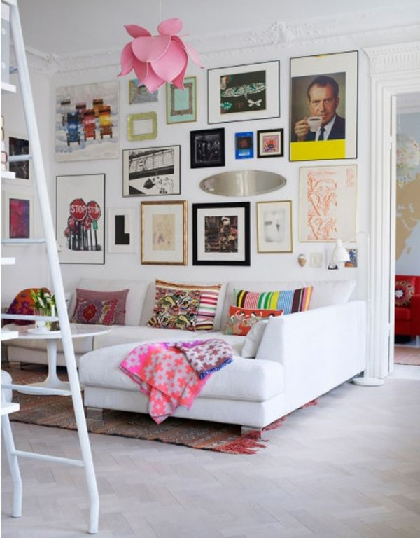 Quirky Wall Decoration