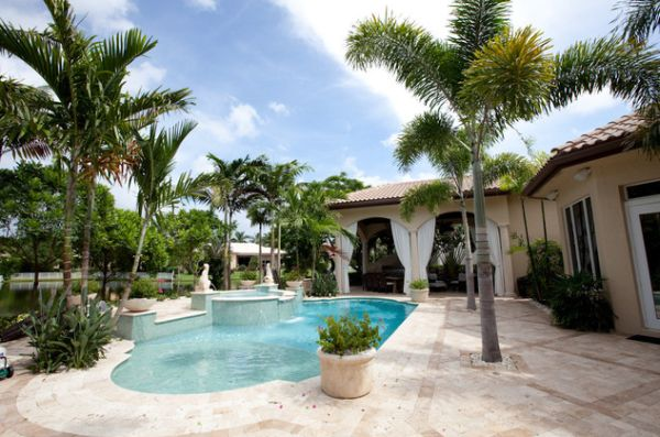 Add Tropical Charm To Your Backyard By Opting For Palm Trees on Palm Tree Backyard Ideas id=43999