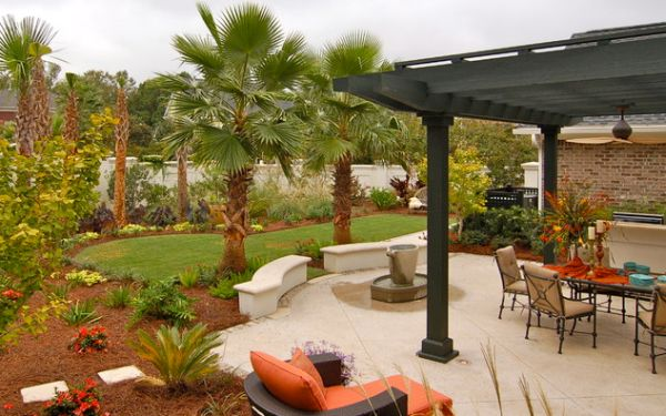 Add Tropical Charm To Your Backyard By Opting For Palm Trees on Backyard Landscaping Ideas With Trees id=12511