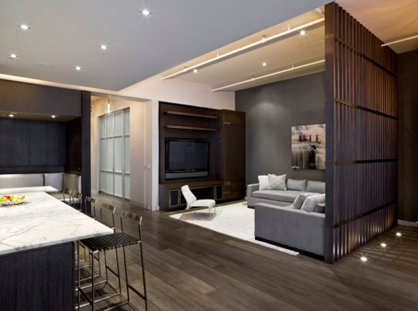 How To Style An Open Plan Living Space