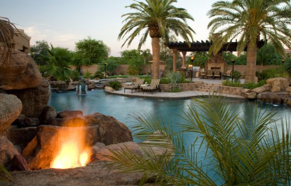 Add Tropical Charm To Your Backyard By Opting For Palm Trees on Palm Tree Backyard Ideas id=62541