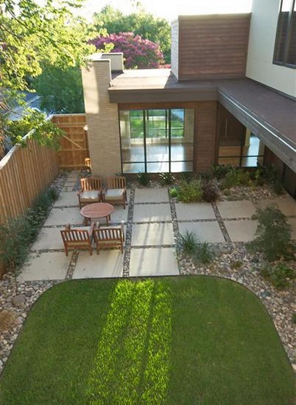 5 Fantastic Patio Flooring Ideas on Square Concrete Patio Ideas  id=66654