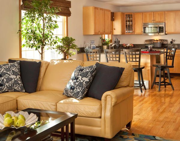 Choose The Right Sofa Color For Your Living Room
