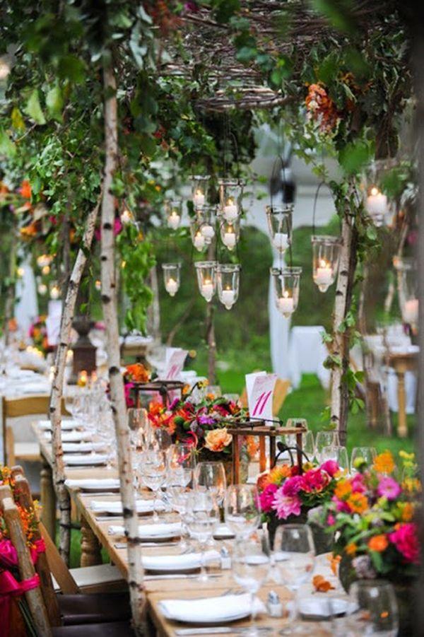Top 9 Outdoor Table Decor Ideas Easy Backyard Party Garden Project
