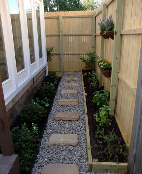 55 Inspiring Pathway Ideas For A Beautiful Home Garden on Backyard Walkway Ideas id=71099