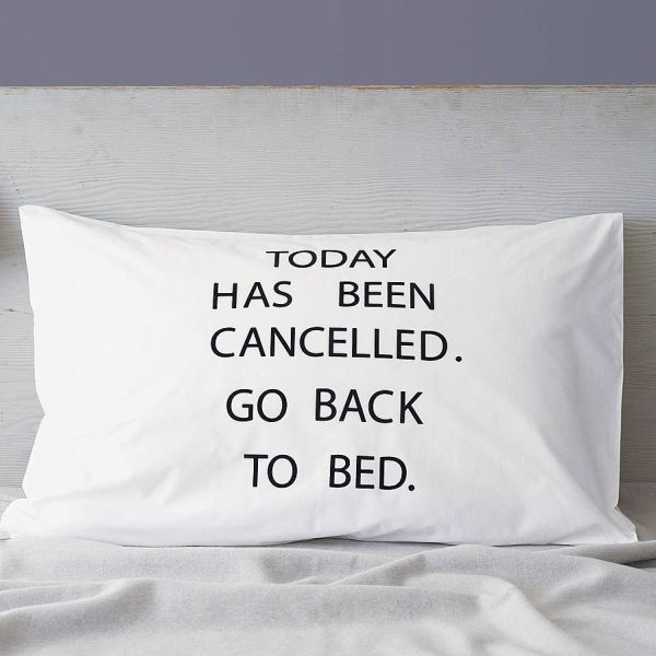 21 funny pillowcase designs for an