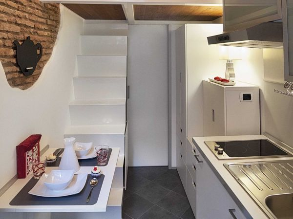 Smallest Apartments Ever