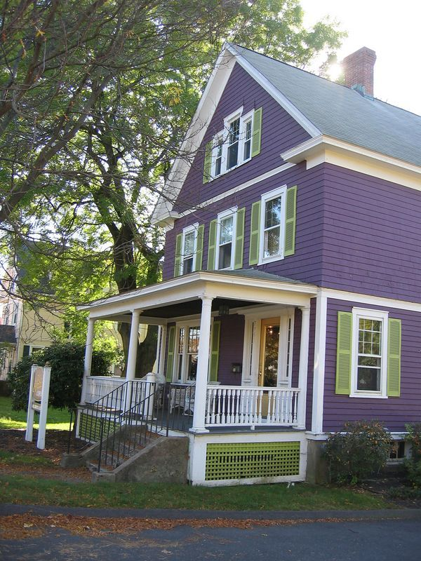 10 wacky exterior paint photos that will shock you blend on exterior house paint colors schemes id=71923