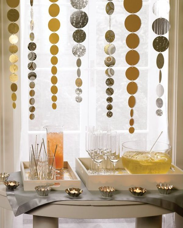 Easy Last Minute DIY New Year s Eve Party Ideas View in gallery
