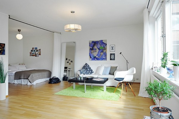 One Bedroom Apartment Decorating Ideas With Photos ...