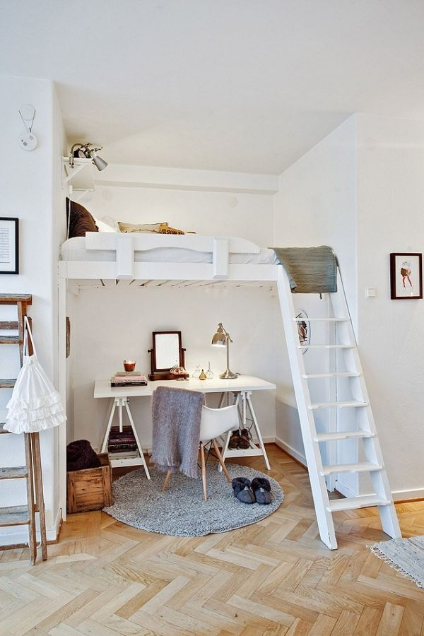 Scandinavian Home Office Decor