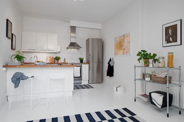 Interior Design Ideas For 1 Room Kitchen Flat In Mumbai