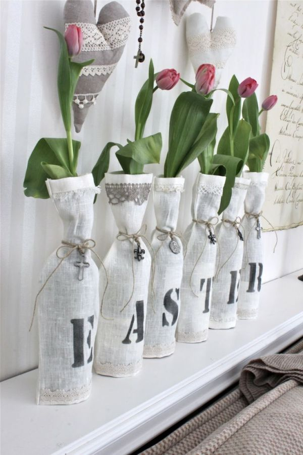 Make it Fresh  15 Mantel Decorating Ideas for Spring 15 Mantel Decorating Ideas for Spring