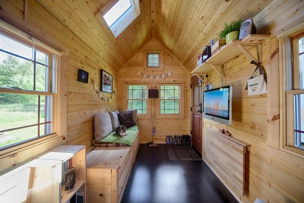 Tiny Tack House Living Large In A Tiny House Interview